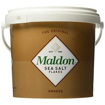 Maldon Smoked Sea Salt, 3.3 lb Tub