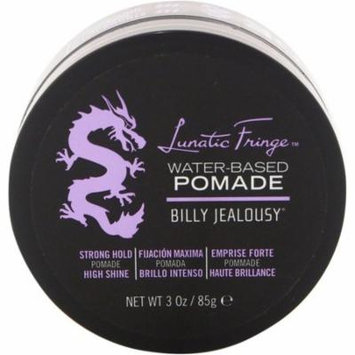 2 Pack - Billy Jealousy Lunatic Fringe Hair Pomade 3 oz