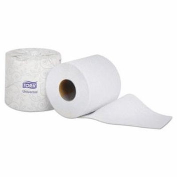 Tork Universal 2-Ply Bath Tissue, White, 500 Sheets/Roll, 96 Rolls (TRKTM1616)