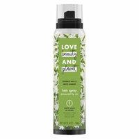 Love Beauty And Planet Soft Hold & Shine Coconut Milk & White Jasmine Hair Spray