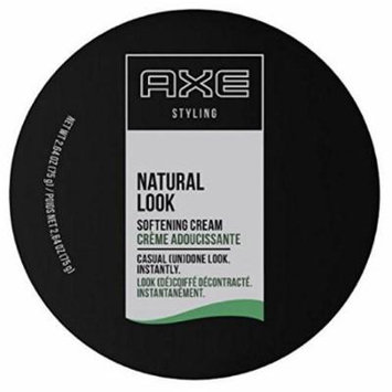 AXE Natural Look Hair Cream, Softening, 2.64 oz (Pack of 3)