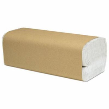 Cascades C-Fold Paper Towels, White, 10 x 13, 250/Pack, 12 Packs (CSDH180)