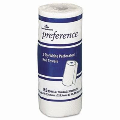 Preference 27385 Kitchen 2-Ply Paper Towel Rolls, 30 Rolls (GPC27385)