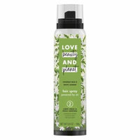 Love Beauty And Planet Light Hold & Frizz Control Coconut Milk & White Jasmine Hair Spray