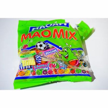 LAMINATED POSTER Open Touched On Chewy Candy Bag Candy Bag Maoam Poster 24x16 Adhesive Decal