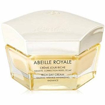 2 Pack - Guerlain Abeille Royale Rich Day Cream 1.7 oz