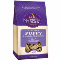 Old Mother Hubbard Classic Puppy Mini Dry Dog Treats, 5 Oz