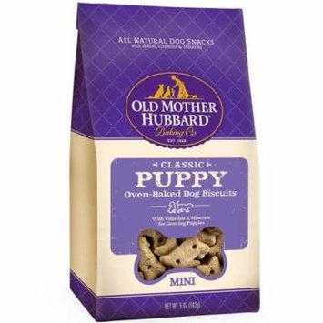 Old Mother Hubbard Classic Puppy Mini Dry Dog Treats, 5 Oz