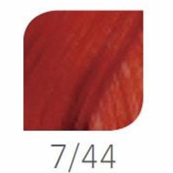 Wella Color Fresh Semi-Permanent Color - 7/44 Medium Blonde/Intense Red