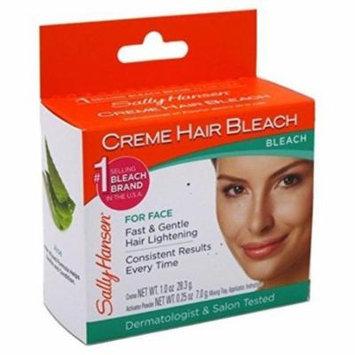 Sally Hansen Creme Hair Bleach For Face by Sally Hansen