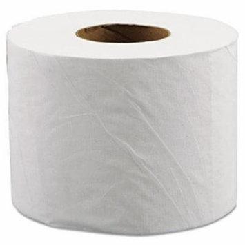 Morcon Morsoft Bath Tissue, 2-Ply, 600 Sheets/Roll, 48 Rolls (MORM600)
