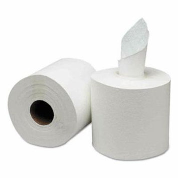 Gen Center-Pull Paper Towels, 8w x 10l, White, 600/Roll, 6 Rolls (GEN1925)