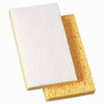 Boardwalk Light-Duty Scrubbing Sponge, 20 Sponges (BWK16320)