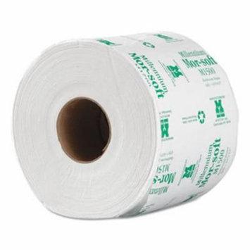 Morcon Morsoft Bath Tissue, 1-Ply, 1500 Sheets/Roll, 48 Rolls (MORM1500)