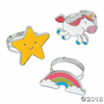 Stacking Unicorn Rings