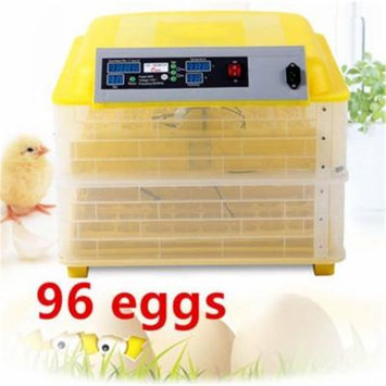 Automatic Clear Egg Incubator Hatcher Egg Turning Temperature Control