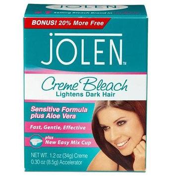 Jolen Creme Bleach Kit for Hair 1.0 ea(pack of 2)