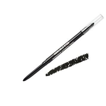 Indelible Eyes Smooth Waterproof Gel Eyeliner - PITCH BLACK - Smudge proof - Ultra Smooth - Super Easy - Long lasting - Blender tip - Longwear - no sharpener needed -...
