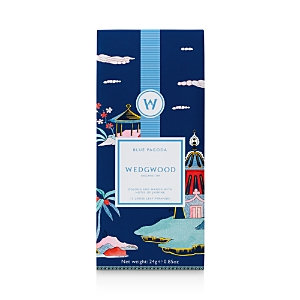 Wedgwood - Oolong Tea - Wonderlust Blue Pagoda