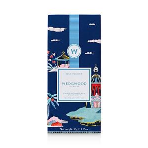 Wedgwood - Oolong Tea - Wonderlust Blue Pagoda