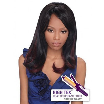 Outre Synthetic Lace Front Wig - Kloe-U1B/BU