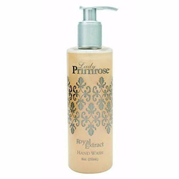 Lady Primrose Hand Wash 8 Oz. - Royal Extract