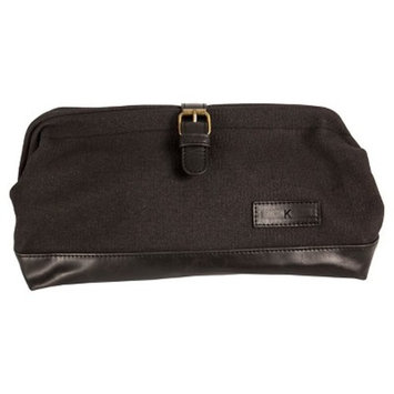 Monogram Groomsmen Gift Travel Dopp Kit Toiletry Bag - K