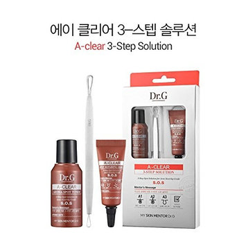 Dr.G A-Clear 3 Step Solution