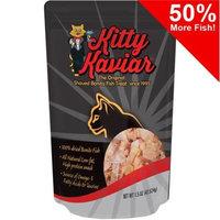 Kitty Kaviar Shaved Bonita Fish Treats [Options : 4 oz]