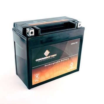 YTX20HL-BS Replacement Battery for 1988 BRP (SEA-DOO) 1500 CC All Models