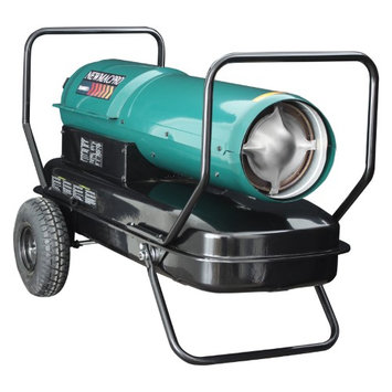 NewMac 210000 BTU Forced Air Kerosene Heater