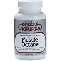 Hi-Test Muscle Octane Bcaas 240 Caps by Anabol Naturals
