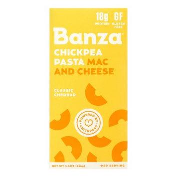 Banza Chickpea Pasta Mac and Cheddar Classic Cheddar 5.5oz