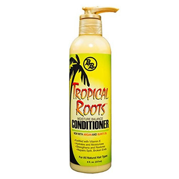 Bb Tropical Roots Conditioner 8 oz.