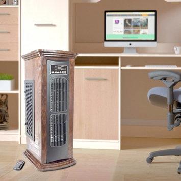 American Comfort Espresso ACW0065WE 1500-watt Tower Infrared Heater