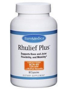 Rhulief Plus 60caps by Euromedica