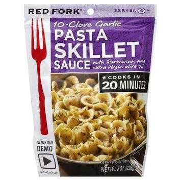 Red Fork Gluten Free 10-Clove Garlic Pasta Skillet Sauce 8 oz