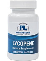 Lycopene 10mg 60ct Soft Gels by Progressive Labs