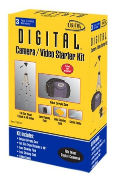 IConcepts Video Camera Starter Kit