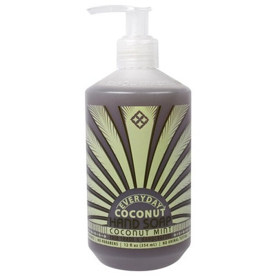 Everyday Coconut, Hand Soap, Coconut Mint, 12 fl oz (354 ml) [Scent : Coconut Mint]