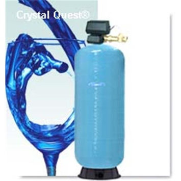 Crystal Quest CQE-CO-02062 Commercial-Industrial Multi Media Water Filter System - 10 Cu. Ft