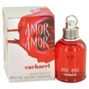 Amor Amor by Cacharel for Women Eau De Toilette Spray 1 oz