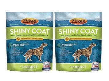 Zuke's® Enhance Shiny Coat Chicken & Chickpea Recipe Dog Treats