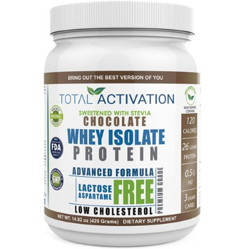 Total Activation Whey Isolate (Chocolate)