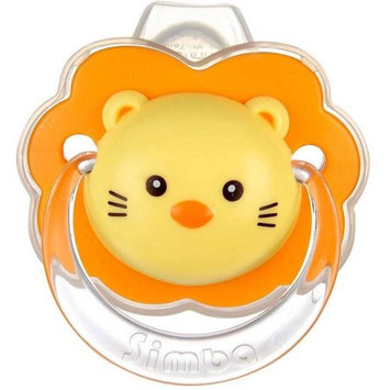 Sonison Simba P19010 Lion Pacifier, 0-6 Months