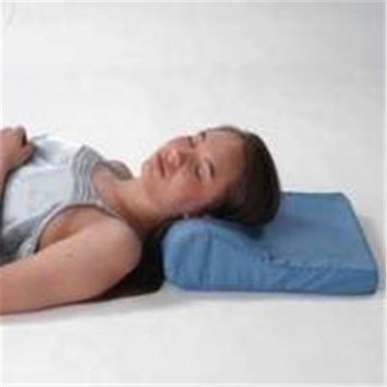 Living Health Products AZ-74-1014 Tension Pillow - Blue