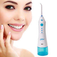 Updated Oral Hygiene Tools Portable Oral Irrigator Teeth Water SPA 220ml Dental Oral Care Water Jet Irrigator Flosser
