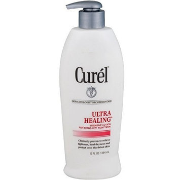 Curel Ultra Healing Lotion For Extra Dry Skin 13 oz ( by Curel
