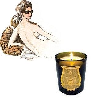 Cire Trudon Odalisque Scented Candle
