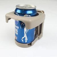 Car Elements Auto Car SUV Truck VAN Boat UTV SUV Folding Adjustable Cup Drink Holder